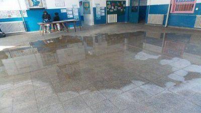 La Provincia decretó la emergencia en infraestructura escolar