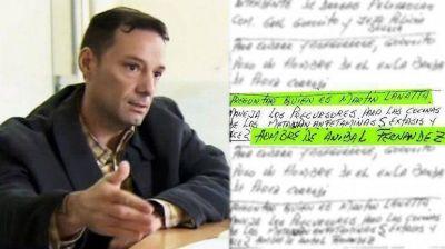 Efedrina: según los investigadores, Martín Lanatta buscaría favorecer a Ibar Pérez Corradi