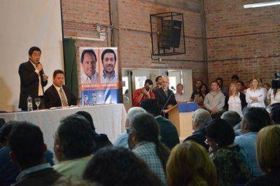 Nardini presentó su Plan Integral de Seguridad para Malvinas Argentinas