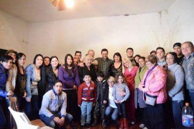 Hernán Sabbatella sigue sumando apoyo para su candidatura