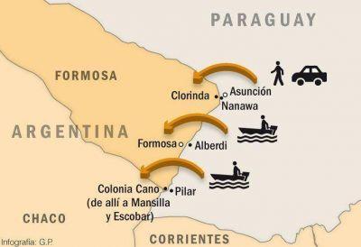 Denuncian que miles de paraguayos vienen a votar y reciben plata de ANSES