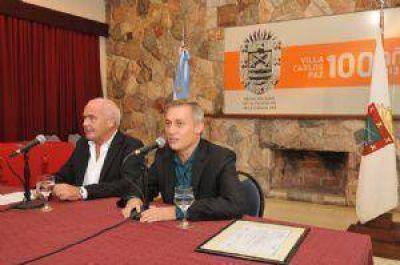 Carlos Paz: El ministro Meyer llega para conocer las ofertas por el basural