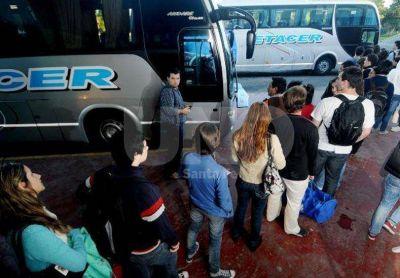 Desde hoy aumenta el precio de los pasajes de transporte interurbano