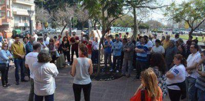 En defensa de la traza ferroviaria en la Estaci�n Rosario Central
