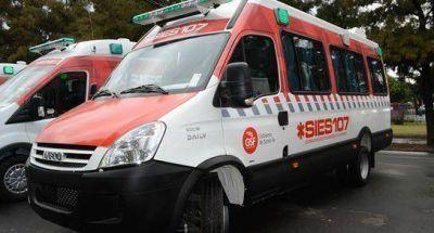 El Sies incorpora 52 ambulancias