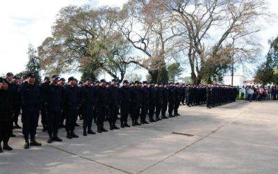 Conmemoran el 151� aniversario de la Polic�a de la Provincia de Santa Fe