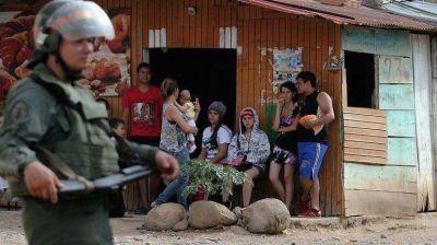 EEUU pidió la solución del conflicto en la frontera entre Venezuela y Colombia