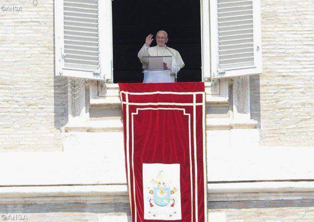 """""""Sin un corazón purificado, no se pueden tener manos verdaderamente limpias"""", el Papa en el Ángelus"""
