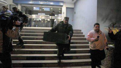"""Afirman que el Banco de Santa Cruz """"protegió"""" a Hotesur"""