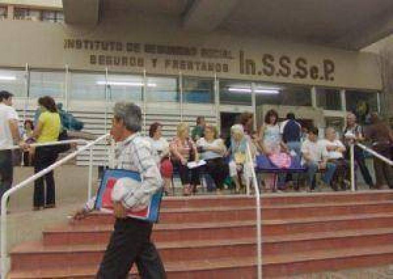 El Insssep asegura pagará a prestadores la facturación de mayo durante este mes