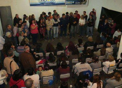 Franco La Porta fortalece su candidatura y avanza hacia la Intendencia de San Miguel