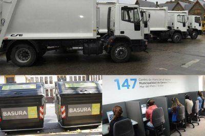El pliego de licitación del servicio de recolección de residuos busca otro aval