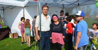 El Frente Renovador celebró el Día del Niño