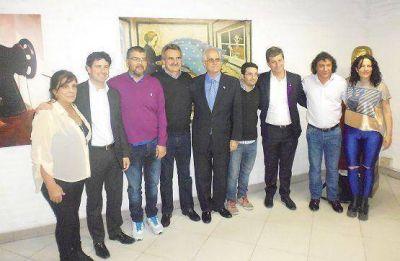 Taiana y Rossi disertaron sobre el Parlasur en el PJ de San Isidro