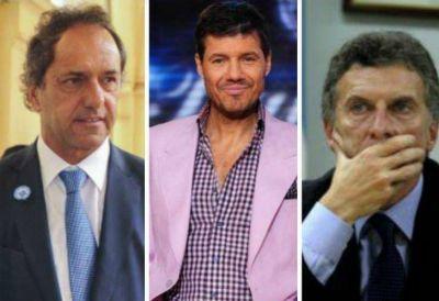El sciolismo apunta a los movimientos de Macri para entorpecer la sinton�a con Tinelli