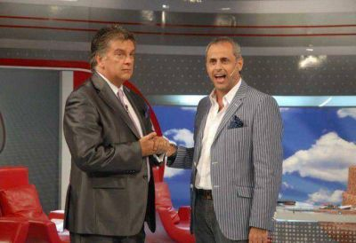 Cómo fue el encuentro entre Jorge Rial y Luis Ventura