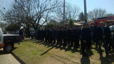 Sin la presencia del ministro Granados, quedó inaugurada la Comisaría de la Mujer