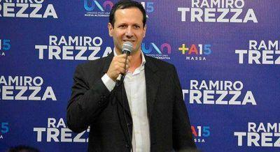 """Trezza: """"Massa tiene mucho mejores propuestas que Macri"""""""
