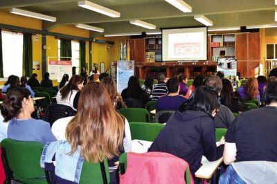 """Presentan en Santa Cruz la campaña """"RCP en las escuelas"""""""