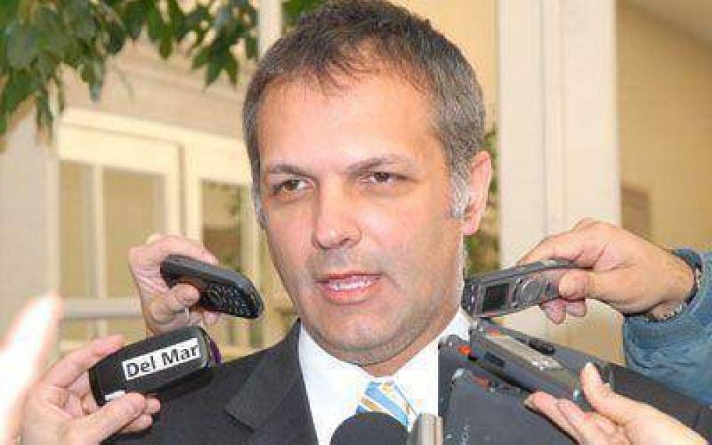 Buzzi pidió jury de enjuiciamiento para tres jueces del fuero penal