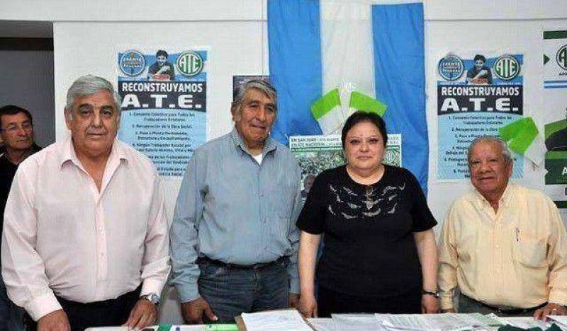 """Sonia Espejo: """"En ATE hay una alternativa para salir del estancamiento"""""""