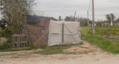 La Olla: okupas impiden tareas para resistir El Niño