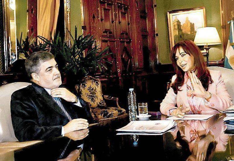 Das Neves, del fastidio con Kirchner a la charla crispada con Cristina