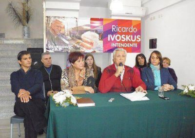 """Ricardo Ivoskus: """"El municipio de San Martín ha entrado en déficit"""""""