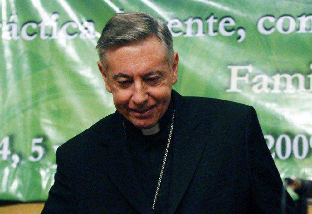 El arzobispo de La Plata dijo que la Iglesia siempre perdonó los abortos