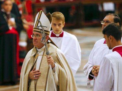 El Papa autorizó a absolver el pecado del aborto en el Año de la Misericordia