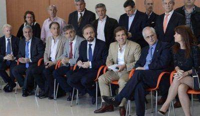 Scioli refuerza su campaña en la Ciudad
