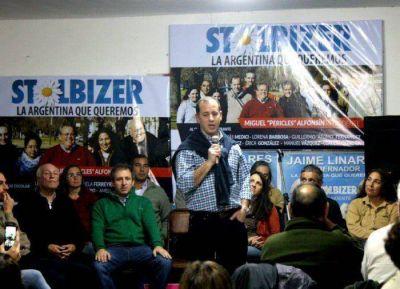 Por renuncia indeclinable de Pericles Alfonsín, Leo Moyano es candidato a Intendente y Tomás Médici encabeza la lista de concejales