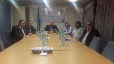 FpV: El candidato a Intendente, Javier Pereyro se reunió con el Dr. A. Collia