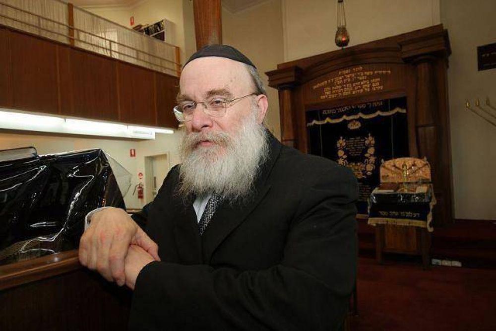 Renunció el rabino de Jabad de Melbourne, salpicado por un caso de abuso