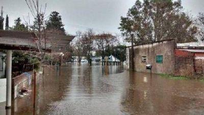 ARBA otorgará exenciones impositivas en los sectores urbanos afectados por las inundaciones