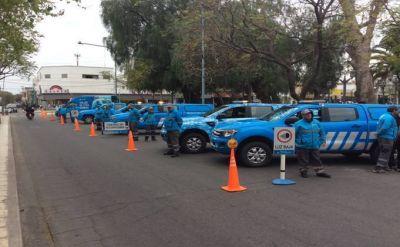 """La Agencia Nacional de Seguridad Vial lanzó en todo el país el """"Operativo Ciudades"""""""