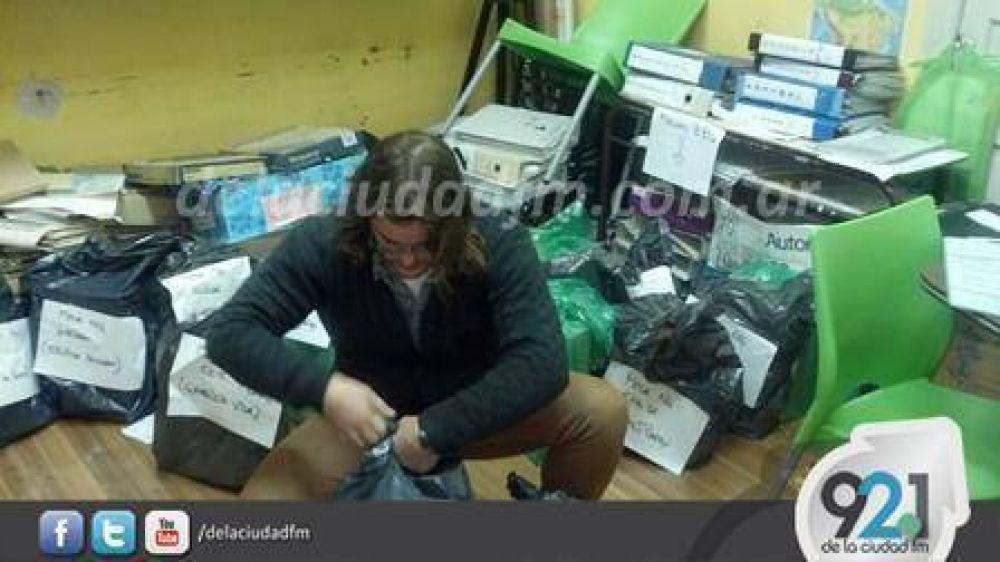 En Pigüé también hay elecciones de ATE