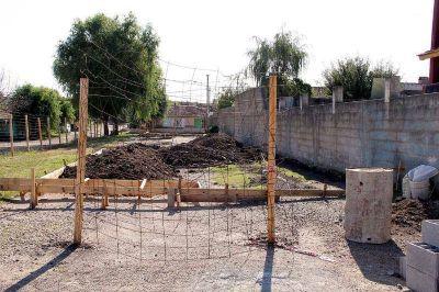 Comienzan a construirse las últimas viviendas del barrio Químico