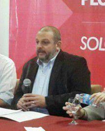 """Julio Lafit: """" La oposición no quiere que gane, me están ensuciando"""""""