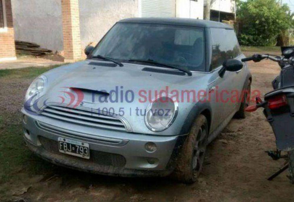 Stefanini: el auto encontrado en Corrientes no era el que conducía cuando desapareció y crece el misterio