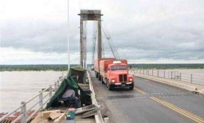 A instancia de Artaza el Senado pidi� que Vialidad Nacional informe sobre el puente Gral. Belgrano