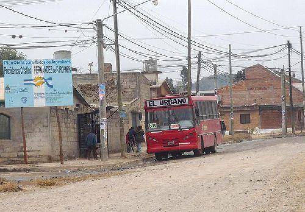 El Urbano prometió incorporar 6 unidades 0km para la línea 8B