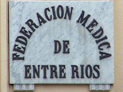 La Federación Médica gestionará una audiencia al Gobierno por el profesional despedido en Villaguay