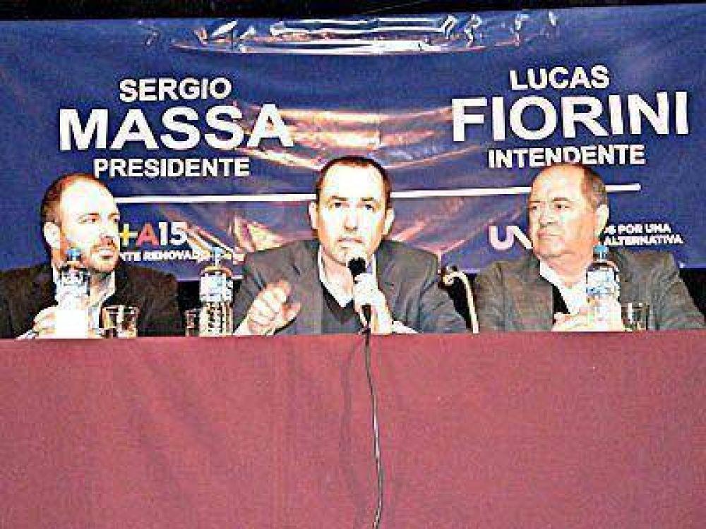 Agrupaciones y sindicatos dieron su apoyo a Fiorini
