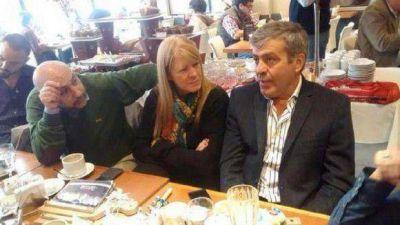 Stolbizer visitó Tucumán para respaldar las denuncias de Cano