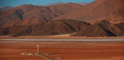 La empresa francesa Framet planea invertir U$S 260 millones en la mineria salteña