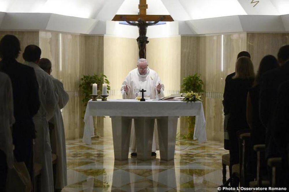 Francisco: humildad y estupor abren el corazón al encuentro con Jesús