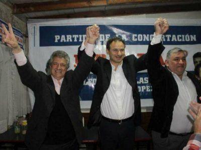 Con la presencia de Gustavo López, FORJA La Plata respaldó la reelección de Pablo Bruera