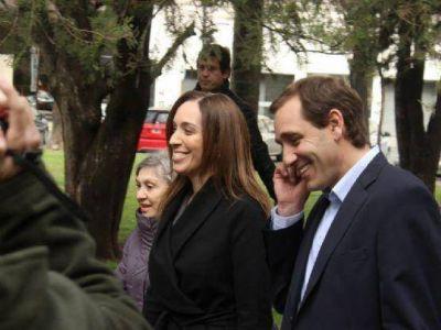 Luego de las muestras de unidad, Cambiemos La Plata recibió la visita de María Eugenia Vidal