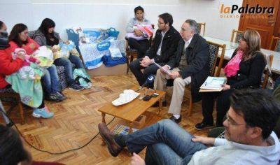 Patagones entregó los primeros kits del Programa de Salud Nacional Qunita
